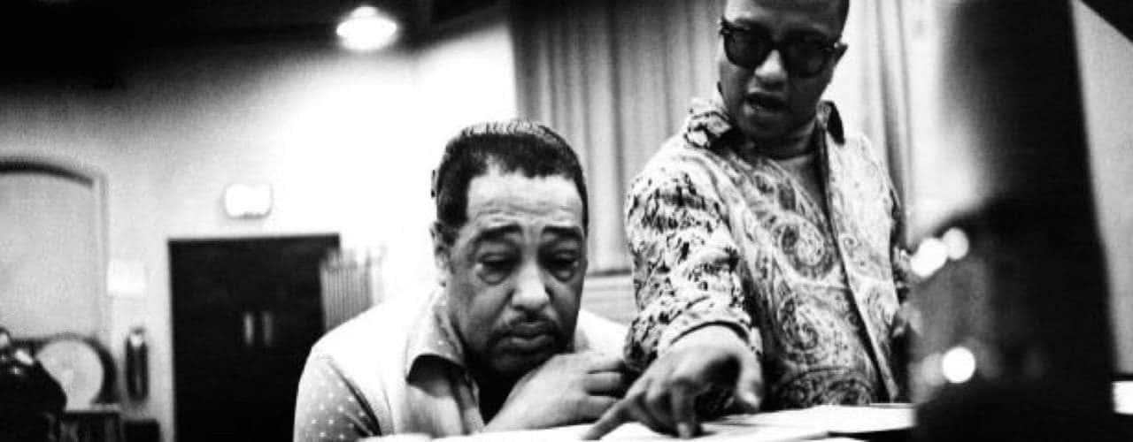 "JazzClassix ""Duke Ellington & Billy Strayhorn"""