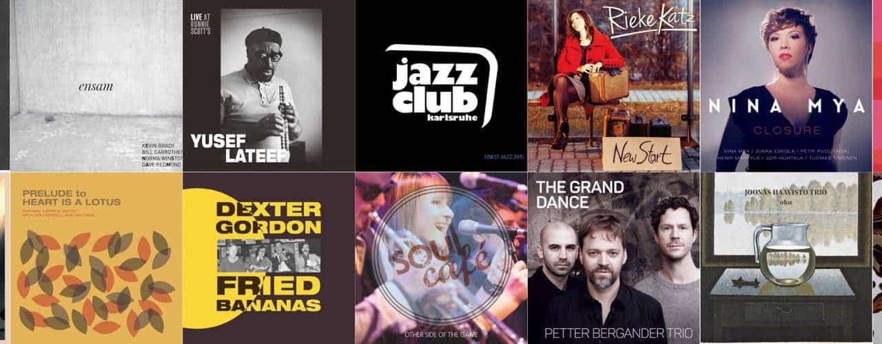 Jazzclub Karlsruhe CD & Vinyl Shop