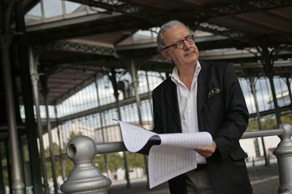Riccardo Del Fra musicien de jazz, Paris septembre 2011