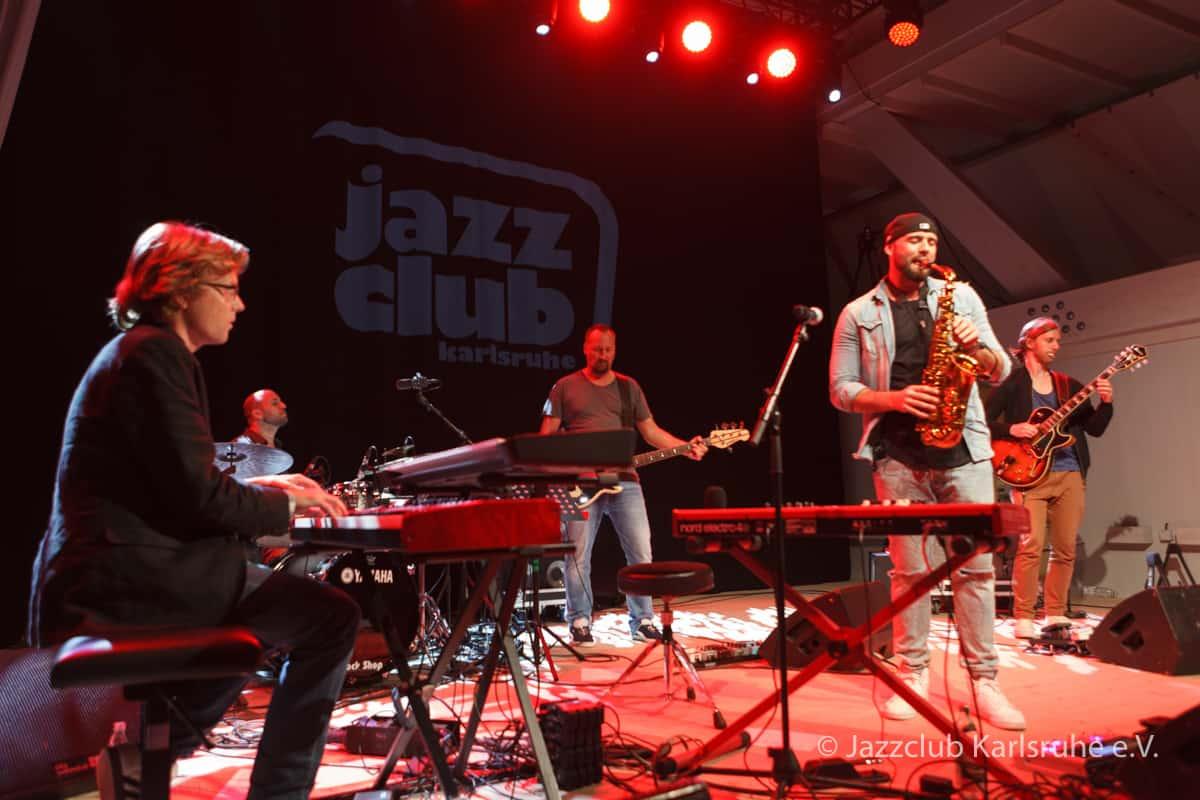 Max Merseny Band 05.09.2015