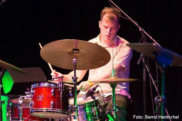 Jochen Rückert Quartett feat. Mark Turner