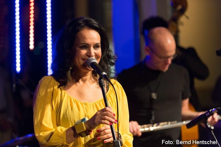 Viviane de Farias Quintett