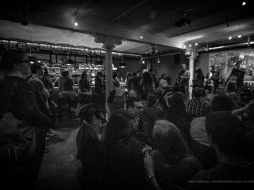 Jazz Club, Alte Hackerei
