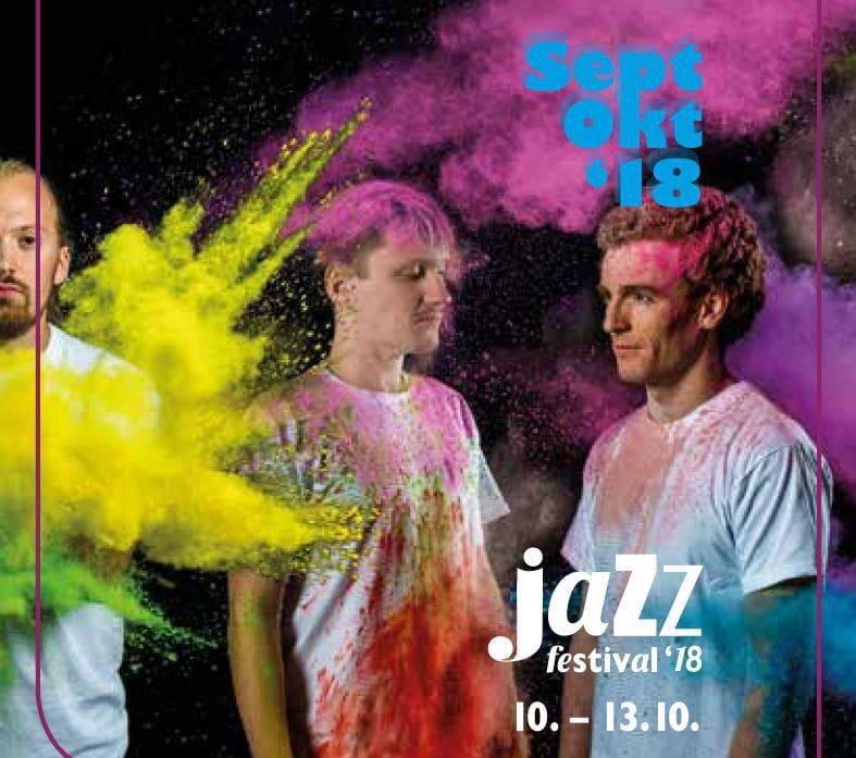 Jazzclub Heft September Oktober 2018