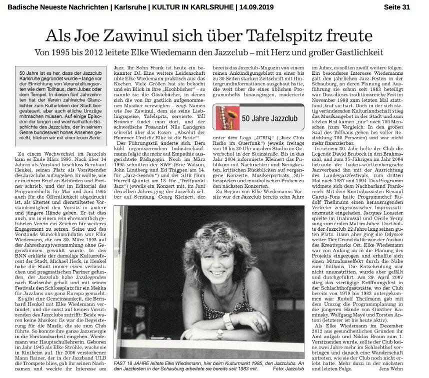 Elke Wiedemann