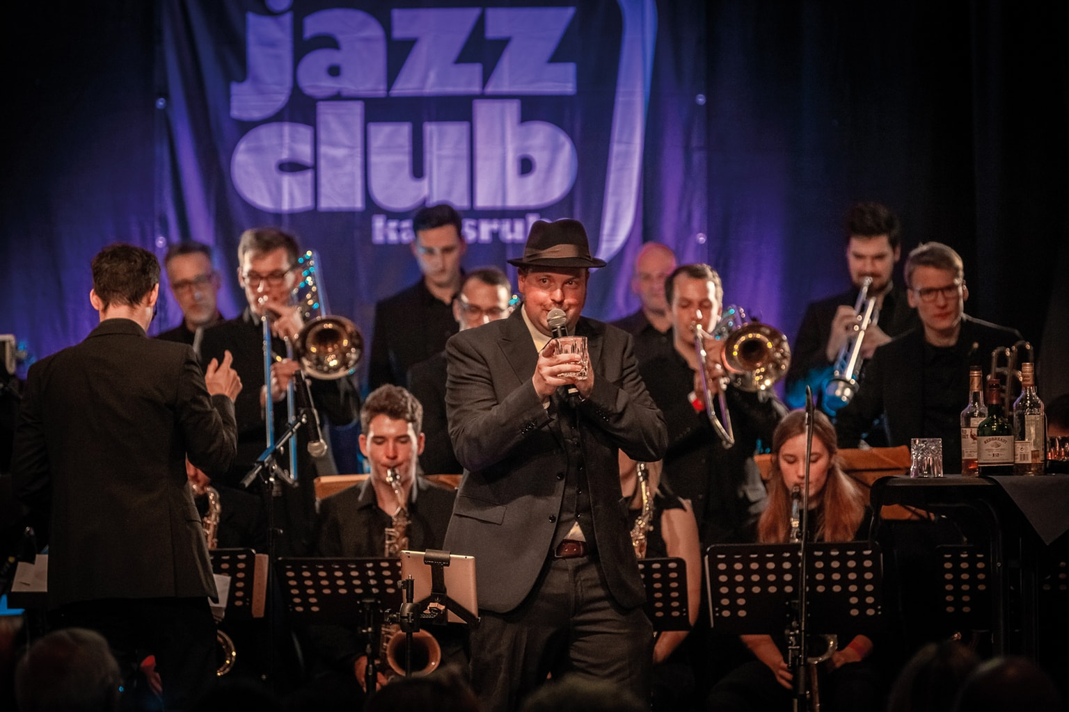 Jazzfestival '19 / KONS-Bigband + The Rat Pack