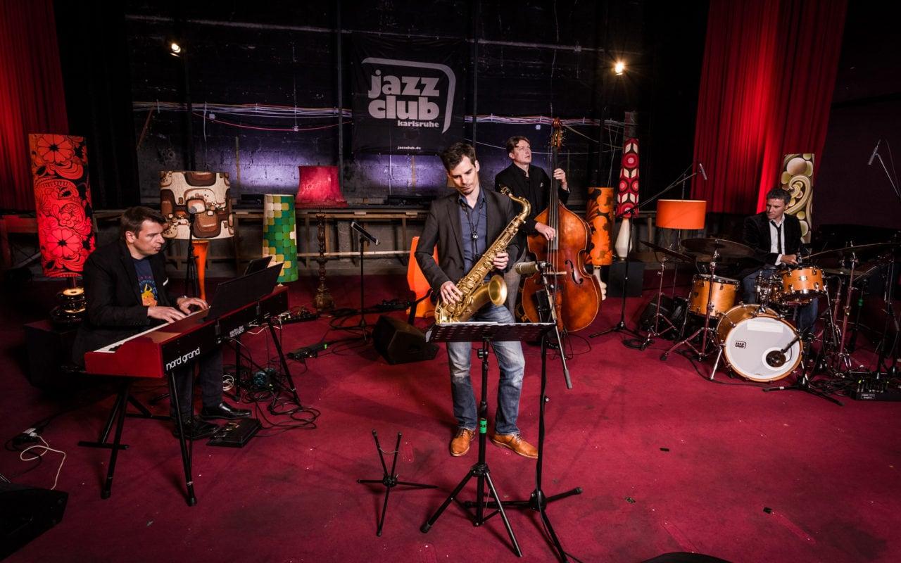 Jazz-Connection Karlsruhe, 15.05.2020