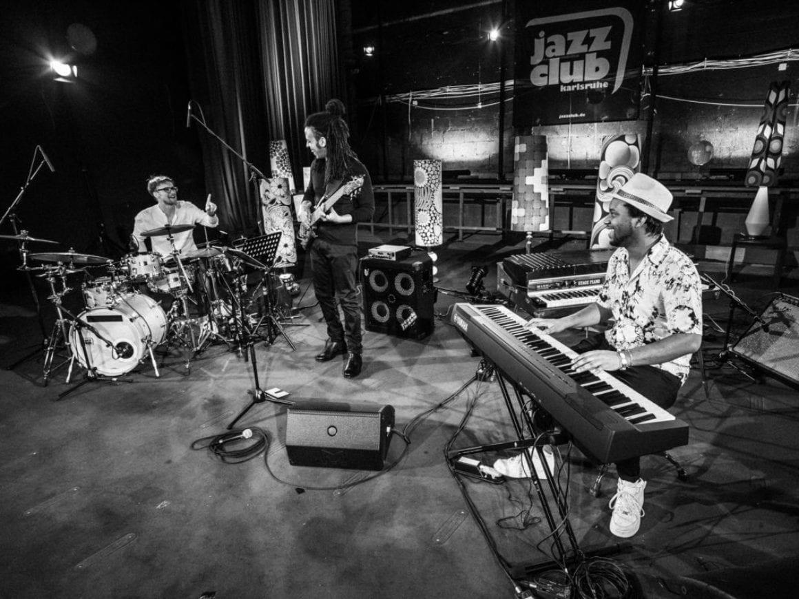 Mischl, Díaz, Remis, Jazzclub Livestream