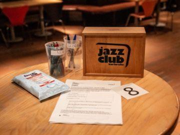 Jazzclub Covid Safe
