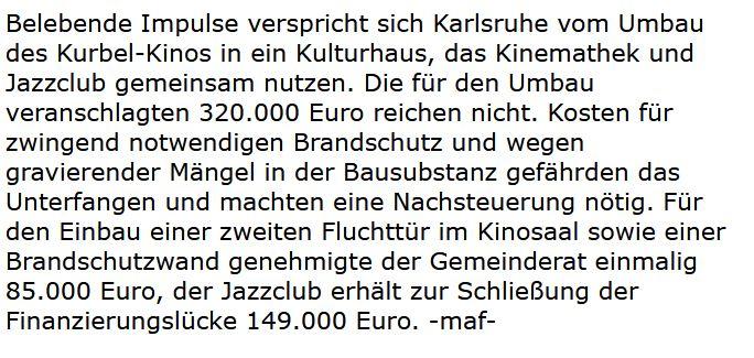 Karlsruhe Stadtzeitung 18.12.2020