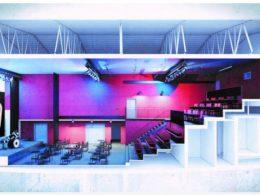 Jazzclub-Saal