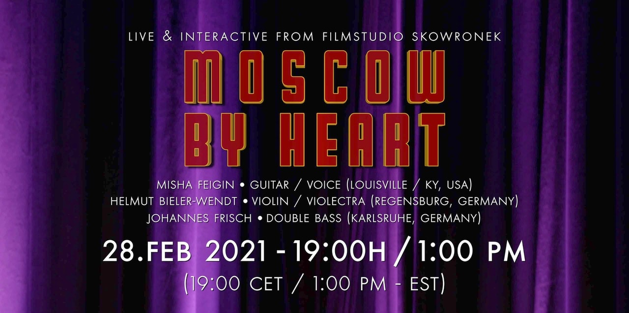 2021-0228_Moscow by Heart - Plakat